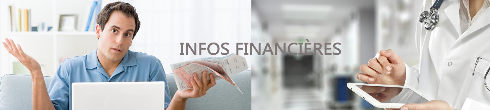 infos financières
