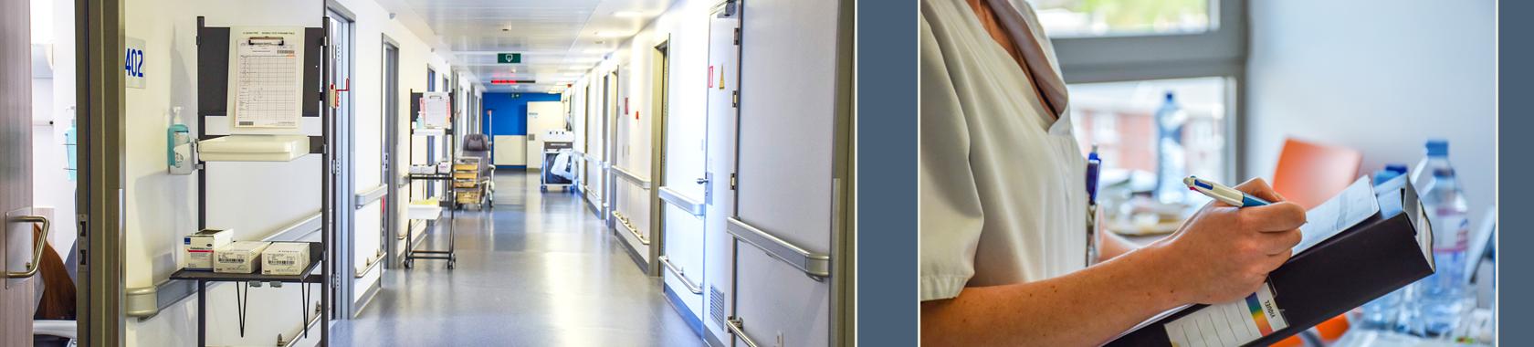 Les Unités d'hospitalisation et de soins